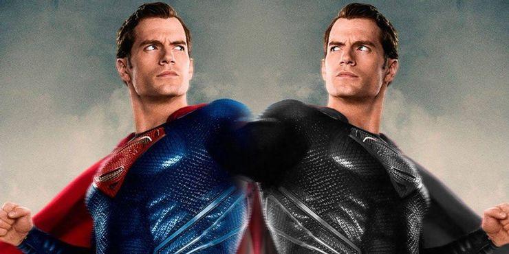 Justice League: Snyder Explains The Importance Of Superman's Black Suit